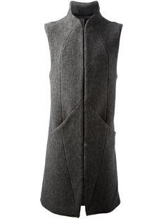 INAISCE Sleeveless Coat <3 <3 <3