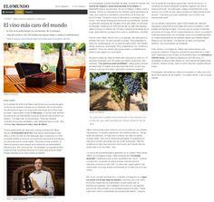 Artículo sobre AurumRed en el periódico El Mundo