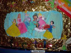 fairy tale theme board