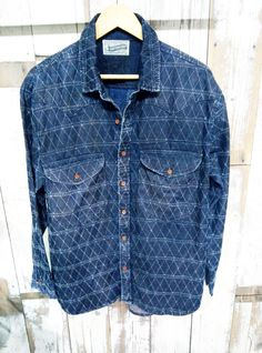 Desert Studio by Indigo Garments Workshop denim shirt lazer concept