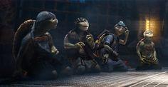 Ninja Turtles 2014, Ninja Turtles Cartoon, Teenage Mutant Ninja Turtles, Tortugas Ninja Leonardo, Tmnt Movies, Movies 2014, Turtle Love, Tmnt 2012, Marvel Characters
