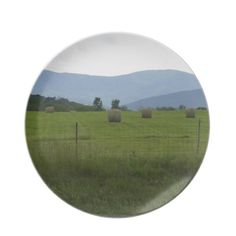 Farm Country Party Plates