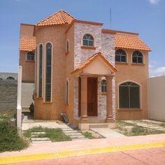 Ladrillos para fachadas casas buscar con google for Fachadas de casas de dos pisos sencillas