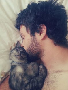 • dan and bear <3 -lucinda