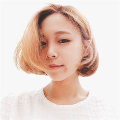 รวมทรงผมสั้นเสมอหู ตัดแล้วหน้าเด็ก สวยปัง! - Wongnai