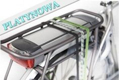 BATERIA GAZELLE INNERGY - PLATYNOWA 14AH/36V