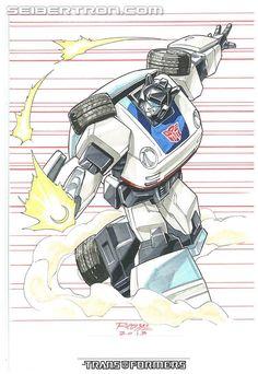 Transformers - Jazz