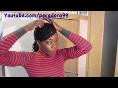 *****If you would like to get trendy hairstyles, hair care tips, fashion and health ideas, go ahead and subscribe to my channel**********  ~~~~~~~~~~~~~~~~~~~~~~~~~~~~~~~~~~~~~~~~~~~~~~~~~~~~~~~~~~  OOTD Video: Skating into the Jungle  *https://www.youtube.com/my_videos_edit?ns=1_id=mrq8lWUKOgA    Pinless Lock Bun Tutorial  *http://www.youtube.c...