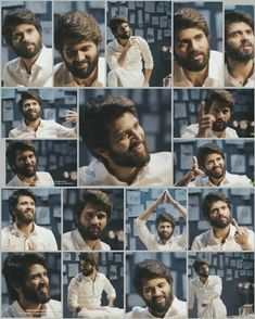 Expression king...👑👑👑 Actor Picture, Actor Photo, Handsome Actors, Cute Actors, Ram Image, South Hero, Prabhas Pics, Movie Pic, Vijay Actor
