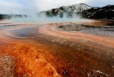 Yellowstone supervolcano was recently hit with over 450 earthquakes, prompting scientists to closely monitor the area.