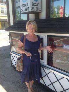 San Francisco, Japan Town with author Nancy B. Brewer www.nancybbrewer.com