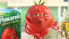 Tomate 3D