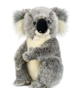 $14 Webkinz Signature Koala Bear  Webkinz pets are very special plush animals Codes allow you to join Webkinz World Add to your collection to build up your Webkinz virtual plush family Great gifts for kids of all ages