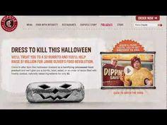 Food Revolution Update - Halloween 2010