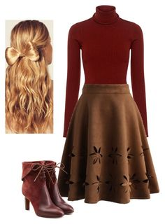 """""""Untitled #98"""" by allisonalbright on Polyvore featuring A.L.C., Chicwish, Chloé and Hershesons"""