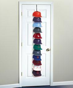 Large Over-the-Door Hanging Hat Rack | zulily