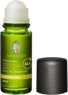 Primavera Déodorant Gingembre & Lime, 50 ml | Ecco Verde