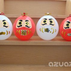 Diy Japanese Decorations, New Years Decorations, Diy For Kids, Crafts For Kids, Diy And Crafts, Paper Crafts, Concrete Crafts, How To Make Ornaments, Activities For Kids
