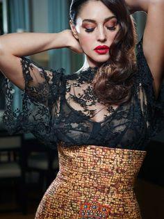 Monica Bellucci - Monica Bellucci for Dolce & Gabbana        jaglady
