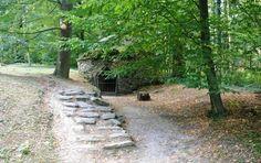 Hermesova studňa | Pamiatka | Betliar | Košický kraj | Najkrajšie miesta na Slovensku Sidewalk, Walkway, Walkways