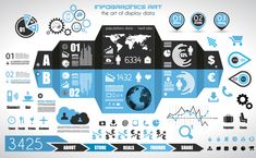 """Yes, infographics are extremely popular. And yes, they can do a lot of good for your business online. I'm sure you've also heard that you should make an infographic because it will """"go viral."""" (Take that one with a grain of salt.)"""