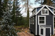 Tiny Heirloom Luxury Tiny House on Wheels Photo