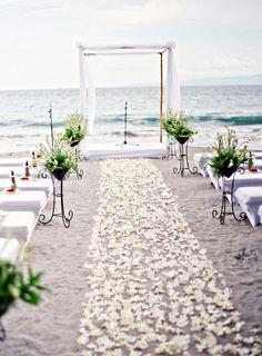 15 romantische, simple Hochzeitsfeier Ideen