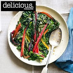Wilted chard with butter and garlic recipe recipe - From Lakeland