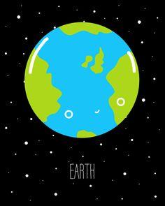 Resultado de imagen para planetas tumblr
