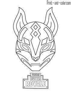 Fortnite battle royale coloring page Beef Boss | fortnite v roce ...