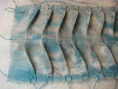 Manipulated fabrics - part one