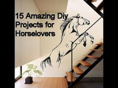 15 Amazing Diy Projects for Horselovers - YouTube