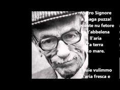 """Eduardo De Filippo: """" 'O PPARLA' NFACCIA """" - Le Videopoesie di Gianni Ca..."""