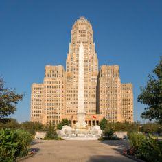 Buffalo City Hall, Buffalo, #NewYork