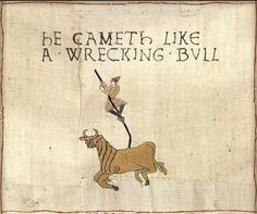Medieval Tapestry Edits: Image Gallery - Page 2 Renaissance Memes, Medieval Memes, Medieval Reactions, Bayeux Tapestry, Medieval Tapestry, Art History Memes, Starwars, Classical Art Memes, Cosplay Anime