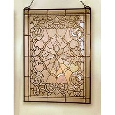 http://pamela99.hubpages.com/hub/Stained-Glass-Panels-Used-in-Home-Decorating