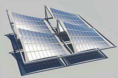 Tela solar  Este tejido es capaz de dar sombra y al mismo tiempo producir energía eléctrica.