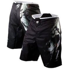 PunchTown Frakas eX MMA Shorts - Deranged: Amazon.co.uk: Sports  Outdoors