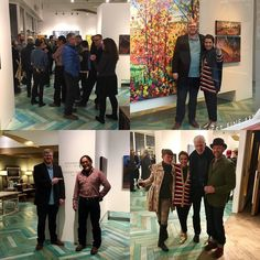 Another opening....another show... @modernwestfineart #artofthewest #mustsee #gallerystroll #loveart