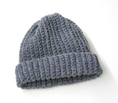 Lady Anne's Cottage: Adult's Easy Crochet Hat Pattern...