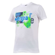 ERREA - T-SHIRT LONG BEACH BIANCA