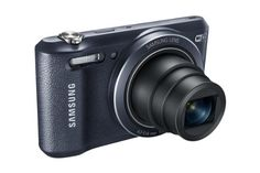 "Samsung WB35F 16.2MP Smart WiFi & NFC Digital Camera with 12x Optical Zoom and 2.7″ LCD (Black)  Samsung WB35F 16.2MP Smart WiFi & NFC Digital Camera with 12x Optical Zoom and 2.7"" LCD (Black) Samsung""s state of the art NFC and Wi-Fi technology makes sharing images with friends and family easier and more enjoyable. The brand new ""Tag & Go"" feature takes sharing to an entirely new level as it connects the WB35F camera with smartphones by just touching the two devices together. With no.."
