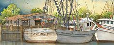 Solitude  -  Sugar Baby by Gene Rizzo Giclee Prints ~ 8x16 10x20 12x24 14x28 16x32 18x36 20x40 24x48 x x