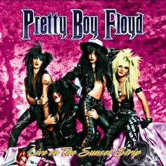 Get your glam metal on with this spectacular live album recorded in 2001 at the Pretty Ugly Club in Hollywood CA by the kings of the Sunset Strip's sleaze r