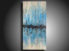 art painting Original abstract Painting modern by JMJARTSTUDIO, $199.00