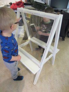 Love it-Plexiglass easel-Lilac Töreboda Blog