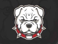 School Mascot Bulldog Clip Art home schools and teams