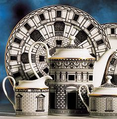 fornasetti palladiana - Google Search