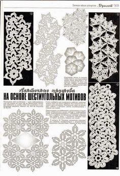 Crochet patterns, lace and motifs – Zbirke – Google+