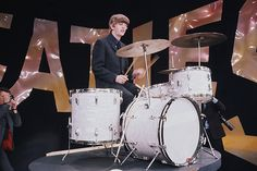 5- Ringo changed the sound of recorded drums.